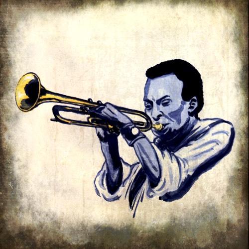 Jazz and Jabs, une BD de Dave Cart Hounist