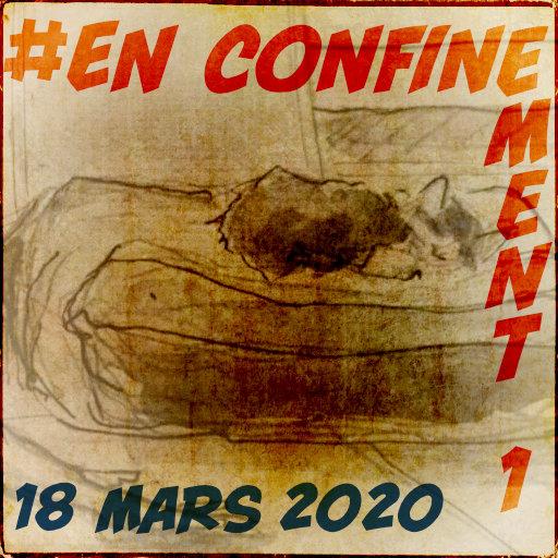 Le confinement du mercredi 18 mars 2020 par yoyo